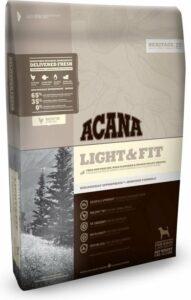 11,4 kg Acana heritage light & fit hondenvoer