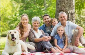 honden voor gezinnen