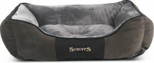 Scruffs Chester - Hondenmand - Grijs - XL - 90 x 70 cm
