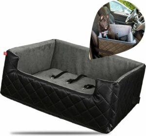 Amibelle Mia Lux - Autostoel voor honden - Extra groot - 67x50cm