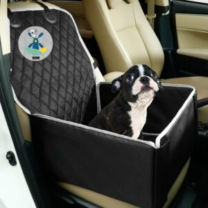 Autostoel Hond - Hondenstoel Auto - Hondenmand Auto - Opvouwbaar Autozitje