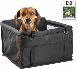 De Blaffende Kat Opvouwbare Autostoel Hond